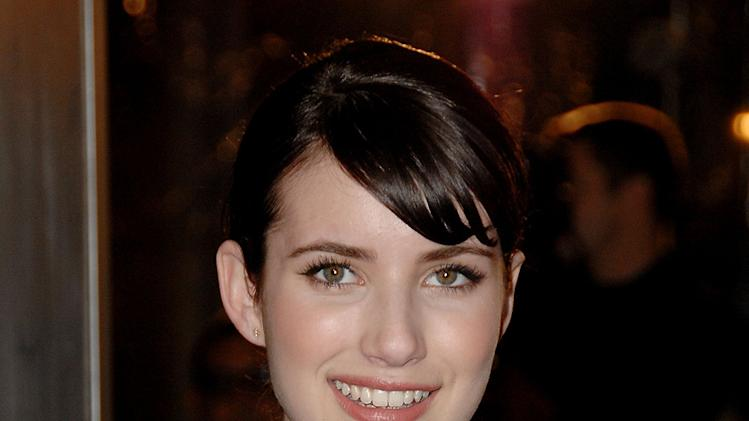 The Curious Case of Benjamin Button Premiere 2008 LA Emma Roberts