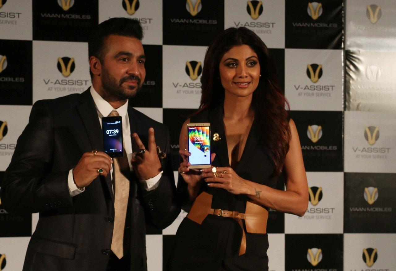 Raj Kundra launches Viaan!