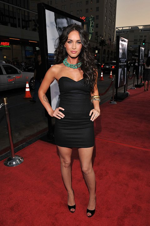 Eagle Eye LA Premiere 2008 Megan Fox