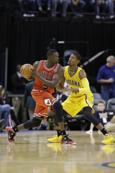 Bulls Pacers Basketball