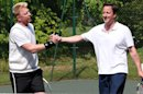 Wimbledon - 'Londoner' Boris Becker backs Andy Murray for Wimbledon title