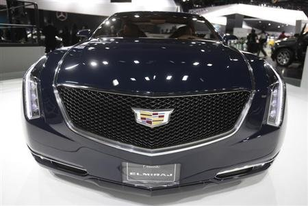 GM aims to boost Cadillac sales in China by 2015 - Yahoo Finance