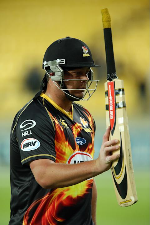 Wellington Firebirds v Canterbury Wizards
