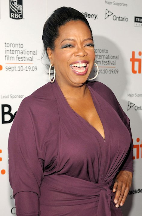 Winfrey Oprah Precious Scrng