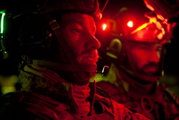 SEAL Team 6 shooter calls Jessica Chastain's 'Zero Dark Thirty' performance 'awesome'