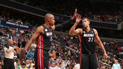 Heat B-team snags home court, tops Wizards 103-98