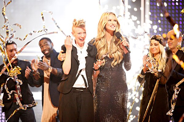 'Fashion Star' Winner Kara Laricks: 'Jessica Simpson Has Such A Kind, Warm Heart'