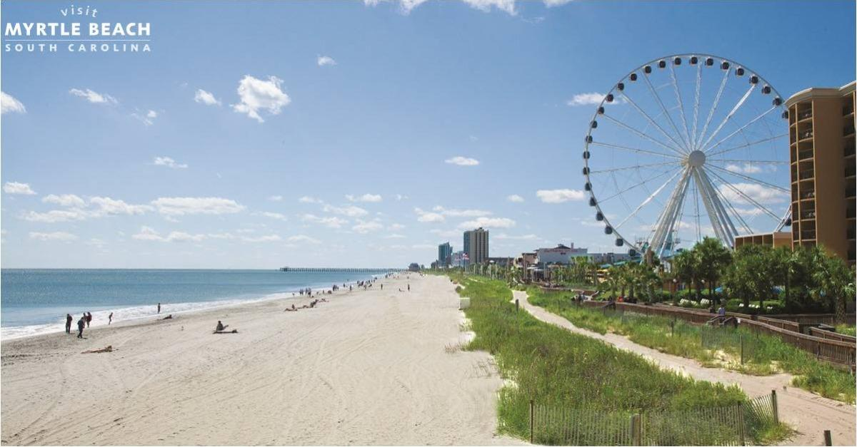 Save up to 35% off Spring Break in Myrtle Beach