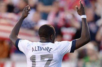Bosnia-Herzegovina 3-4 United States: Altidore leads Americans to 12th straight win