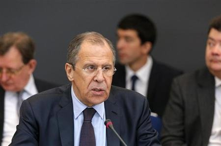 Russia's Lavrov accuses Washington of distorting Geneva accord on Ukraine