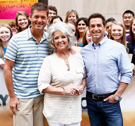"Paula Deen's Sons Jamie, Bobby: She's Not a Racist, Scandal Is ""Character Assassination"""