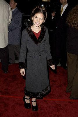 Meredith Deane at the Beverly Hills premiere of I Am Sam