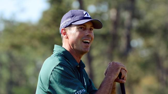 Matt Kuchar breaks into top 3 with RBC Heritage win