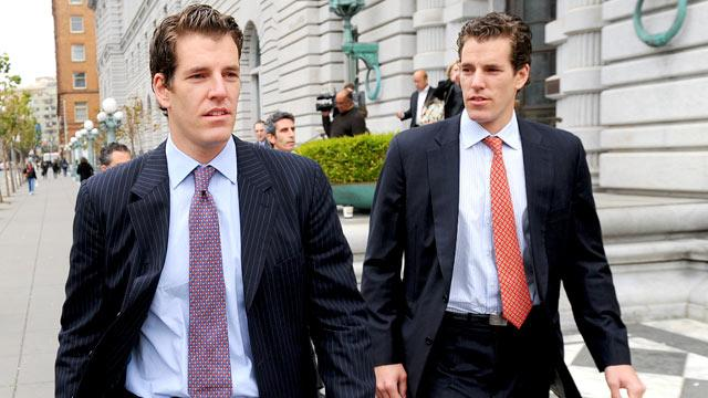 Winklevoss Twins Back 'Facebook' for Investors With $1 Million