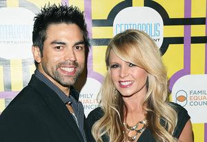 Eddie Judge and Tamra Barney | Photo Credits: James Lemke Jr/WireImage