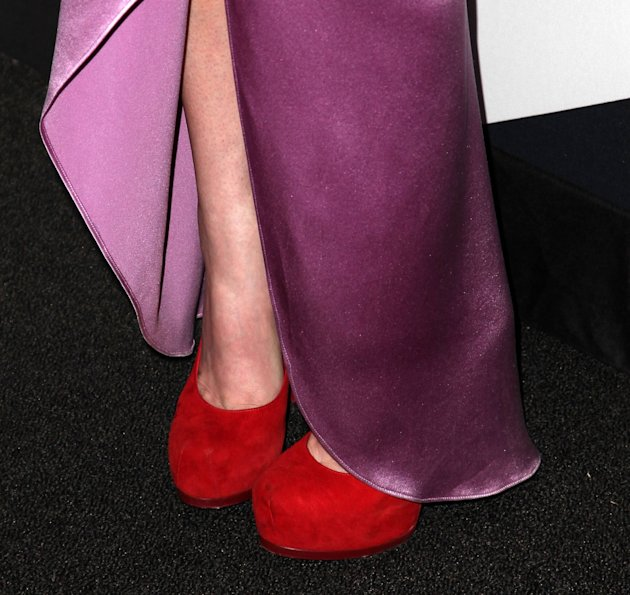 Rumer Willis (shoe detail)Audi and Derek Lam celebrate the 2012 Emmy Awards held at Cecconi's RestaurantLos Angeles, California - 16.09.12Mandatory Credit: Brian To/WENN.com