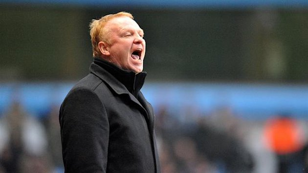 2012 Aston Villa Alex McLeish