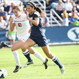 WCC Women's Soccer Player of the Week | September 29, 2014