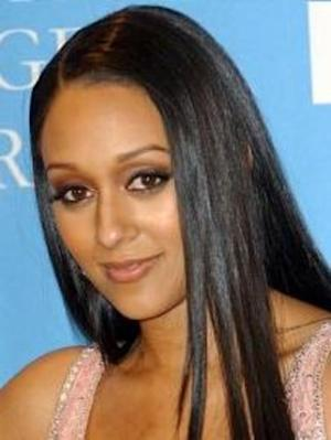 Tia Mowry Makes the Big Hair Chop - What Else She's Been Up To