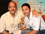Nana-Shreyas share Kamaal Dhamaal moments!