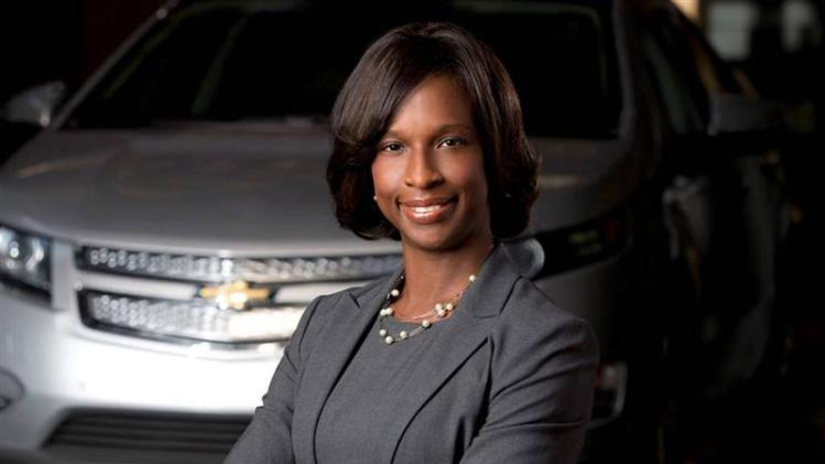 GM customer-service guru Alicia Boler-Davis