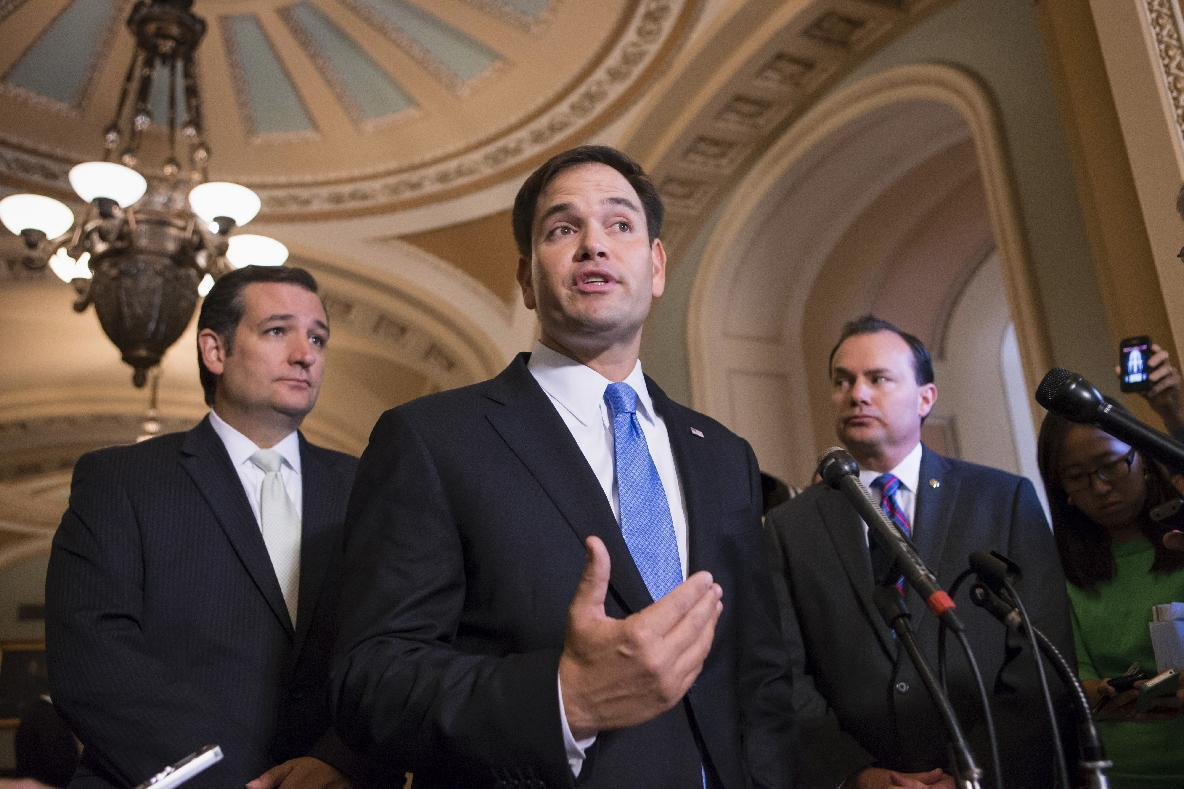 GOP sets Senate push against health law, Planned Parenthood