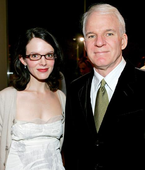 "Steve Martin, Wife ""Recently Welcomed a Child,"" Rep Confirms"