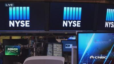 NYSE suffers 'cosmetic problem' with data screens