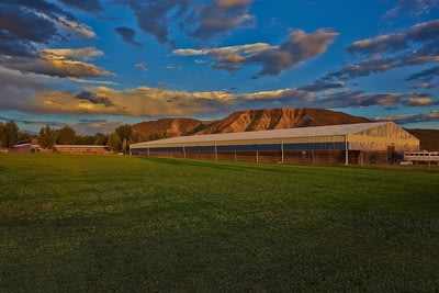 Property is the largest performance and breeding horse facility in western Colorado