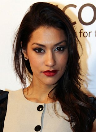 Is Simon Cowell Dating True Blood Actress Janina Gavankar?