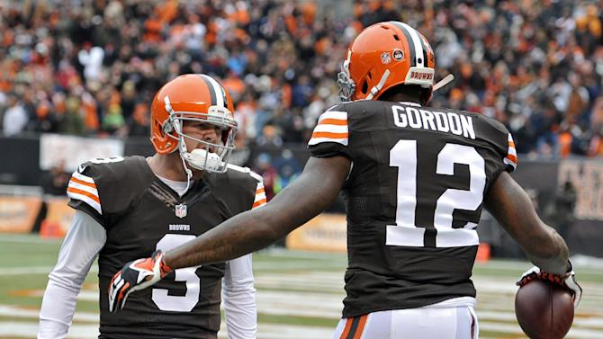 Patriots gearing up to stop Browns WR Gordon