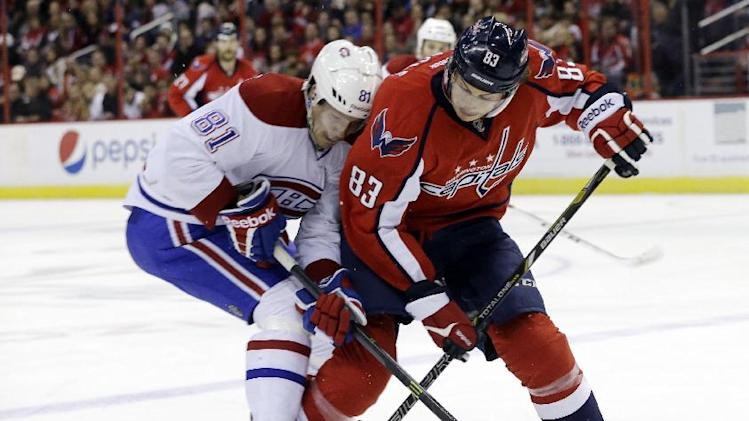 Grabovski helps Capitals beat Canadiens 3-2 in SO
