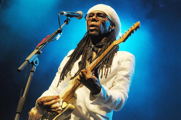 Guitarist Nile Rodgers: 'I'm All Clear' of Cancer