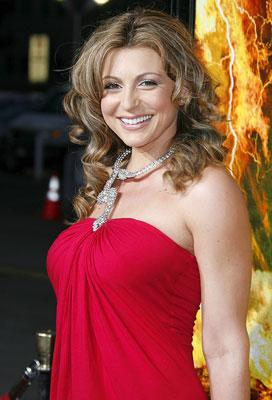 Cerina Vincent at the Los Angeles premiere of Warner Bros. Pictures' The Reaping