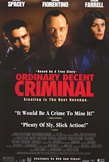 Poster of Ordinary Decent Criminal