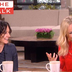 The Talk - Malin Akerman on Tom Cruise and Ben Stiller