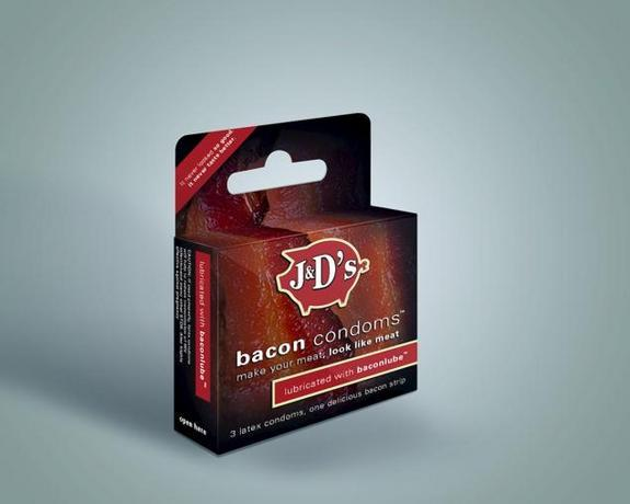 Finally, the Bacon Condom Has Arrived