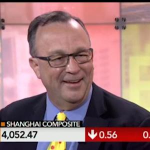 Declines in China Won't Continue for Long: Von Pfeil