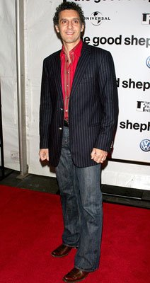 John Turturro at the New York premiere of Universal Pictures' The Good Shepherd