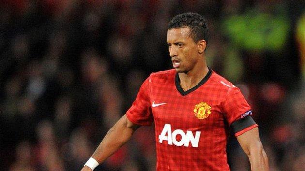 2012 Manchester United Nani