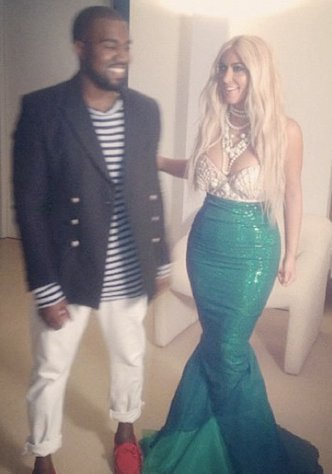 See Kim Kardashian&#39;s Halloween 2012 Costume: The Mermaid from Splash!