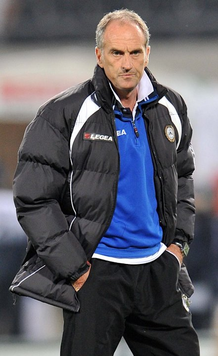 Udinese's Head Coach Francesco Guidolin Looks AFP/Getty Images