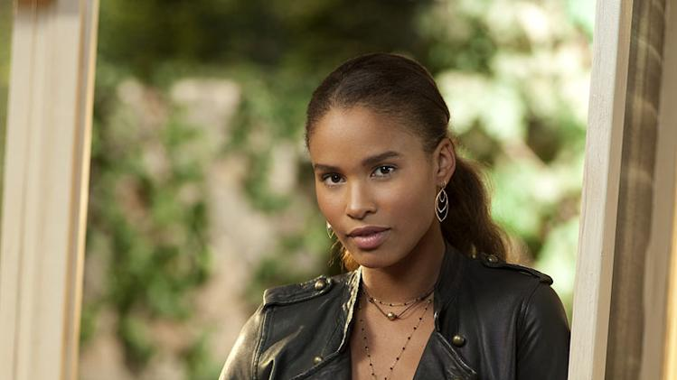 "Joy Bryant as Jasmine in ""Parenthood."""