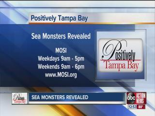 Positively Tampa Bay:  Sea Monsters
