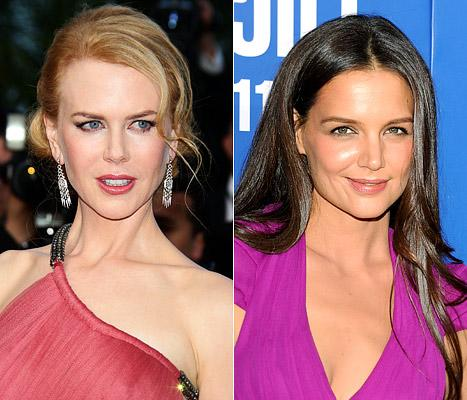 "Nicole Kidman Told Katie Holmes She ""Has No Regrets"""