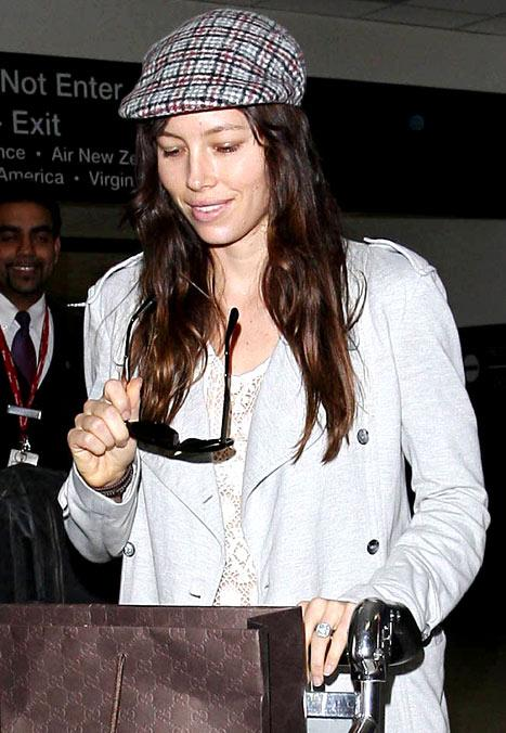 PIC: See Jessica Biel Without Makeup