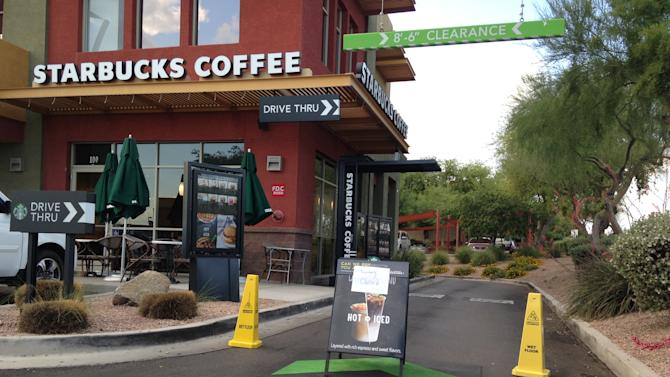 Starbucks: Computer outage fixed; stores to reopen Saturday
