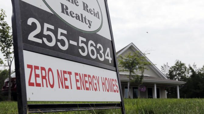 US rate on 30-year mortgage declines to 4.37 pct