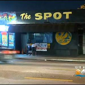 Club Manager's Daughter Was Among Injured In Weekend Shooting
