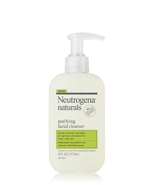 Neutrogena® Naturals Purifying Facial Cleanser